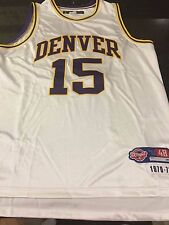 Carmelo Anthony Authentic Denver Nuggets Jersey Size 48 Hardwood Classics