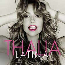 Latina - Thalia (CD, 2016, Sony) - FREE SHIPPING