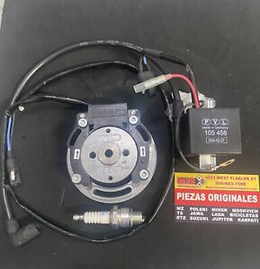 PVL Racing Analog Ignition System Motorcycle MZ Puch Sachs CZ SUZUKI ax 100