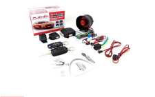 Car Alarm Central Locking Radio Remote Control Protection System New For