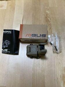 MAGPUL MBUS BACK-UP SIGHT MAG245-FDE FRONT SIGHT