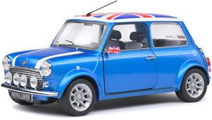 Mini Cooper Sport (1997) in Fisherman Blue