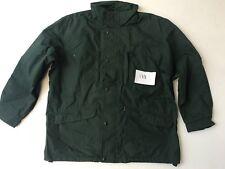 "FILA Windbreaker Winter Jacket in Green Size M/L Armpit 28"" Lgth 32""   (188)"