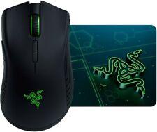 Razer Mamba Wireless + Goliathus Mobile -Optical Gaming Mouse + Mouse Pad