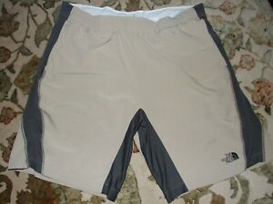MENS THE NORTH FACE ATHLETIC TRUNKS sz. L
