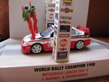 1/43 Mitsubishi Lancer Evo V (T.Makinen/R.Mannisenmaki) World Rally Champion '98