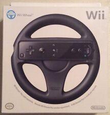 OFFICIAL Nintendo Wii BRAND NEW Steering Wheel RVLAHAK FACTORY SEALED FREE S/H!!