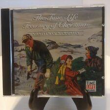 Time Life Treasury of Christmas CD Christmas Memories by Various Artists 1997