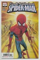 FRIENDLY NEIGHBORHOOD SPIDER-MAN #4 MARVEL comics NM 2019 🕷️🕷️🕷️