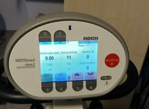 Reck MOTOmed VIVA 2 Bedienteil Monitor Display