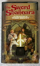 The Sword of Shannara (Trilogy #1) by Terry Brooks PB Del Rey First Edition