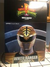 White Ranger Life Size 1/1 Excl. Bust Sideshow Collectibles / Pop Culture Shock