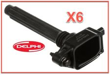 Set 6 Ignition Coil on Plug DELPHI for Chrysler Dodge JEEP RAM 3.6L V6 5149168AH