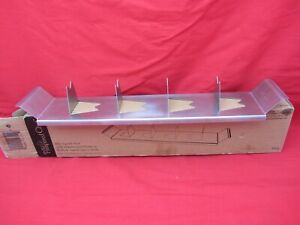 PAMPERED CHEF BBQ VEGETABLE RACK #2712 GRILLING POTATOES PEPPERS KABOBS METAL