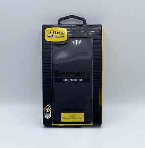 OtterBox Black iPhone 6 Plus/6s Symmetry Sleek Protection NEW