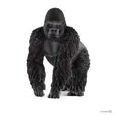 Schleich 14770 Gorila Macho 10Cm Serie Animales Salvajes