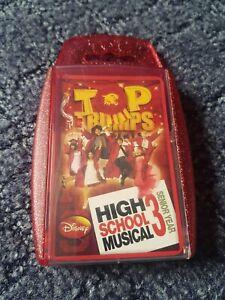High School Musical 3 Top Trumps