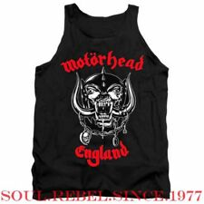 MOTOR HEAD PUNK ROCK HEAVY METAL TANK TOP MEN'S SIZES