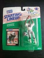 1989 TIM BROWN Rookie Error Number Starting Lineup SLU OAKLAND RAIDERS