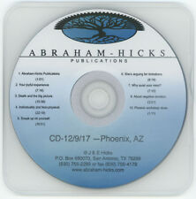 Abraham-Hicks Esther CD 12-9-17 Phoeniz, AZ - Edited Workshop - New