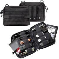 Tactical Molle Pouch Nylon Large Magazine Organizer Utility Phone Medic Belt Bag