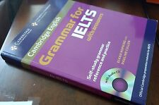 Cambridge Grammar for IELTS: with answers [With CD] by Diane Hopkins Paperback B