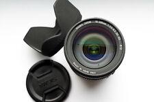 Sigma 18-200mm f3.5-6.3 DC OS HSM montaje Canon EF-S