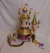 Disney Store Little Mermaid Ariel & Eric Castle Play + Princess Set Very Rare