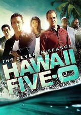 Hawaii Five-O Season 7 Seventh Seven 7TH (DVD, 6-Disc Set) Free Shipping