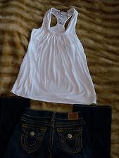 ELLA MOSS   Blouse-Sexy   Dress Top Evening  Sz M MUST HAVE