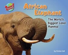 African Elephant: The World's Biggest Land Mammal (Supersized!)-ExLibrary