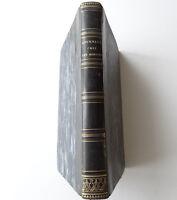JOURNAUX Chez Les ROMAINS 1838 LE CLERC Histoire Antiquité ROME