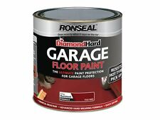 Ronseal - Diamond Hard Garage Floor Paint Slate 5 Litre - 35763