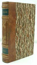 LA FONTAINE - Fables - [Illustrations de Grandville] - Garnier - s. d. - TTBE