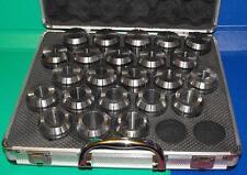 Er40 Collet Set 23 collets 3-26mm din6499 qualità in caso di alluminio