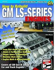 SA147 How to Rebuild GM LS Series Engine Performance Car & Truck Book