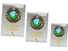 Golf Engraving Available Plaque Sports Trophies
