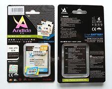 Batteria maggiorata originale ANDIDA compatibile Htc BG58100, BA-S560 da 1800mAh