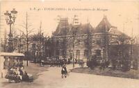 CPA 59 TOURCOING LE CONSERVATOIRE DE MUSIQUE