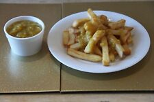 chip shop curry sauce the propper one with fruit old school