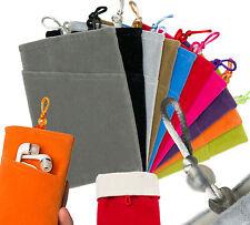 Apple iPhone 6, 6s Socke Hülle Etui Handysocke Case Cover Textil Handyhülle