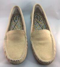 Eastland Beige/Tan Moccasins 3581–28 Size 7.5M Women's Daytona Loafers Shoes