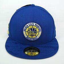 New Era Para hombre NBA Golden State Warriors Punta de serie 5950 Casquillo Cabido - 7 1/4