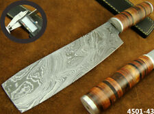 "Alistar 12.4"" Handmade Damascus Knife Hunting, Kitchen/Chef's Knife (4501-43"
