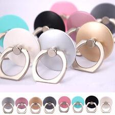 10pcs Phone Finger Ring Buckle Holder Stand Mount Bracket 360 Rotation Rings