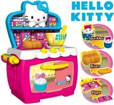 Neu Hello Kitty Magic Ofen Kinderküche Spielküche Spielzeug Küche  Mikrowelle