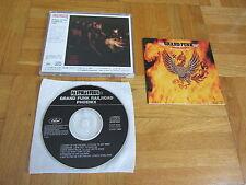 GRAND FUNK RAILROAD Phoenix JAPAN Pastmasters II CD issue