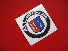 Alpina BMW Rueda Centros STICKER/DECAL x4
