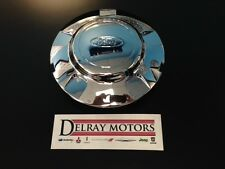 CHROME WHEEL CENTER CAP 2001-2002 FORD EXPEDITION. BRAND NEW!