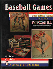 Baseball Games: Home Versions of the National Pastime, 1860s-1960s